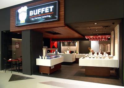 """Εστιατόρειο  BUFFET στο Μαρούσι """"Εμπορικό κέντρο Avenue"""" – 2012"""