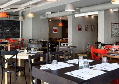 Εστιατόρειο  BUFFET στη Γλυφαδα – 2013