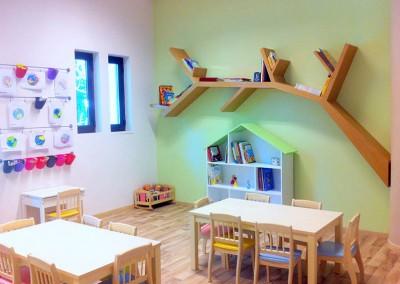 """Προτυπος Παιδικός Σταθμός   """"BAMBINERIA 2""""  στην Κηφισιά –  2013"""