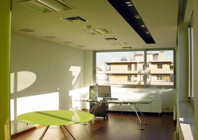 Γραφεία Διαφημιστικής εταιρίας στο Χαλάνδρι –  2005