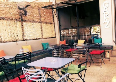 "CAFE BAR ""GARAZAKI"" στον Γέρακα – 2012"