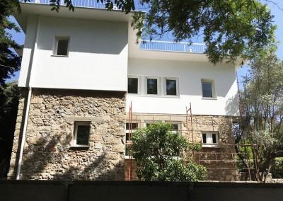 Ανακαίνιση μονοκατοικίας στη Φιλοθέη – 2016